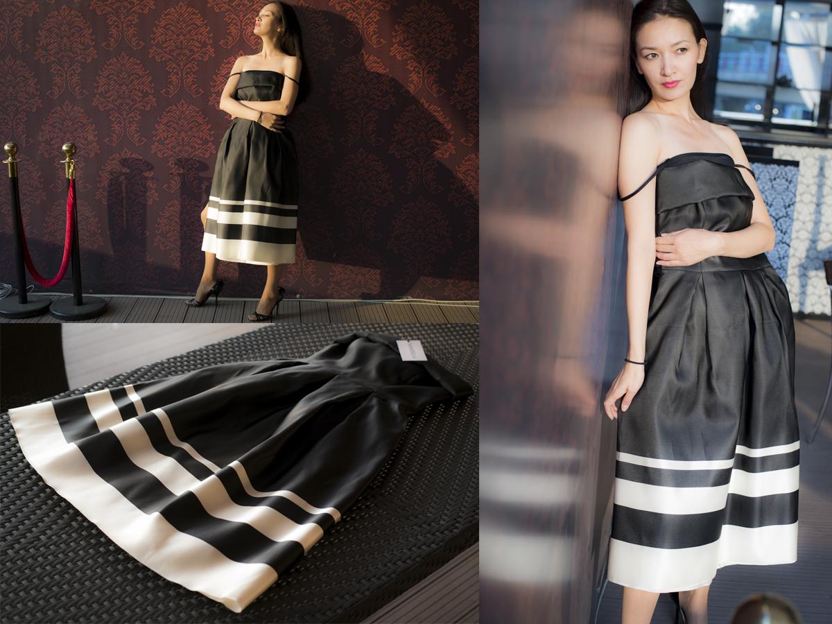 Работы дизайнеров платья