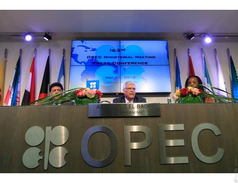Мировой спрос на нефть в 2016 году возрастет на 1,2 млн. баррелей в сутки – ОПЕК