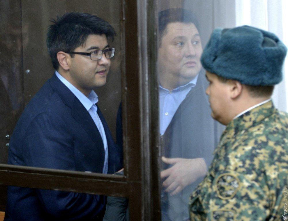 Бишимбаев заявил о своей невиновности