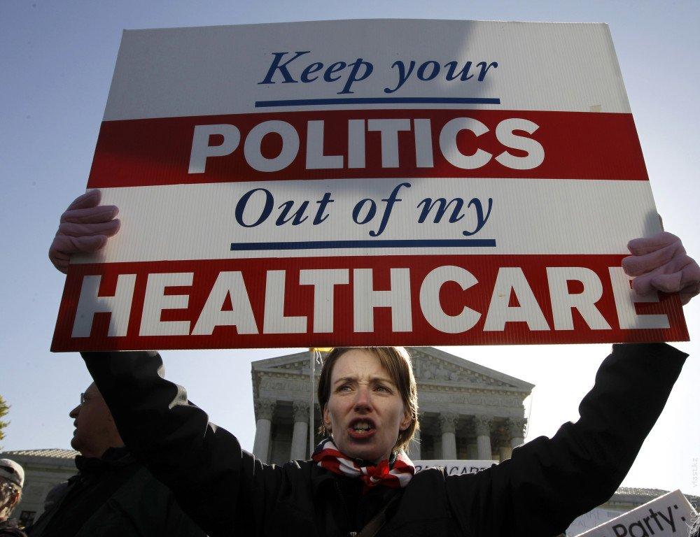 К 2026-ому году без медстраховки останутся 24 млн. американцев