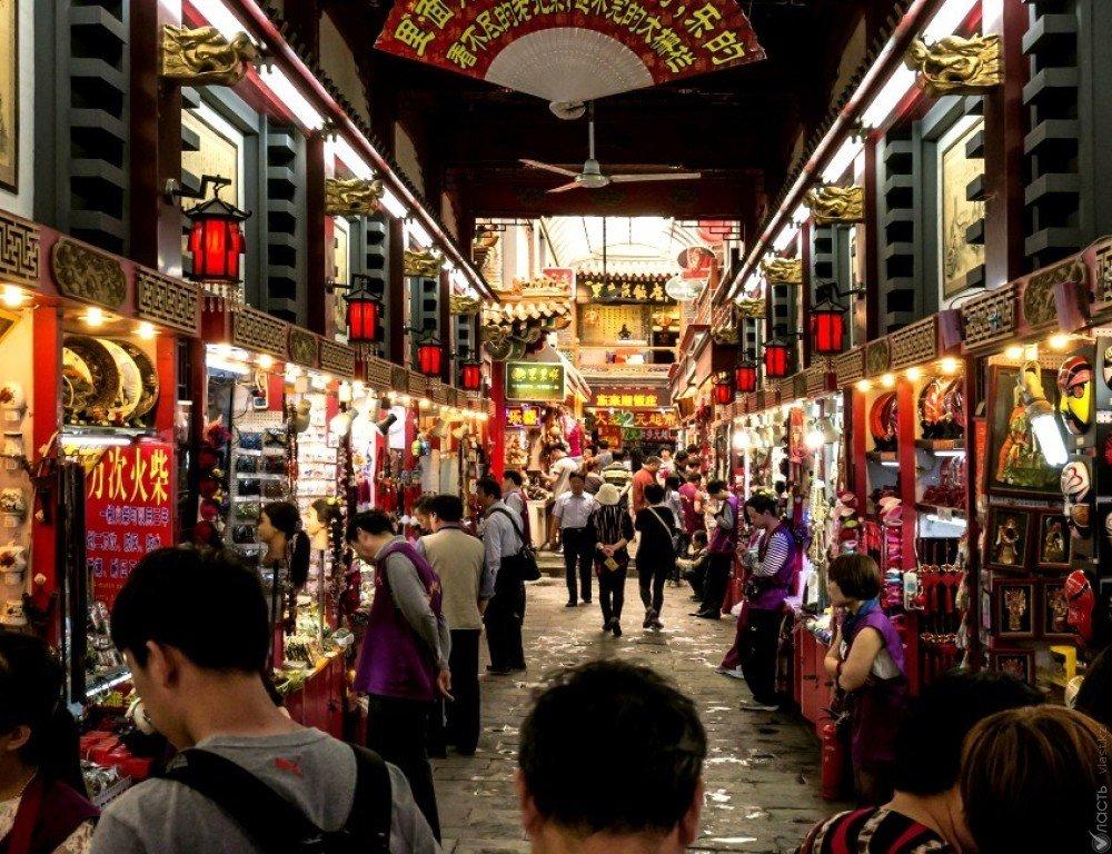 КНР отчитался обэкономическом развитии заквартал; рост ВВП— 6,9%