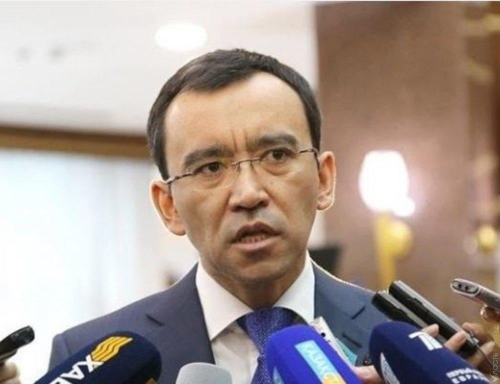 Руководитель МИД Казахстана обозначил значимость развития партнерства сКитаем