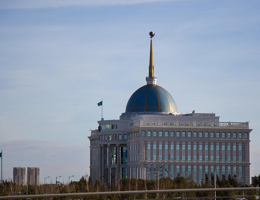 Назарбаев встретился сновым генеральным секретарем ООН