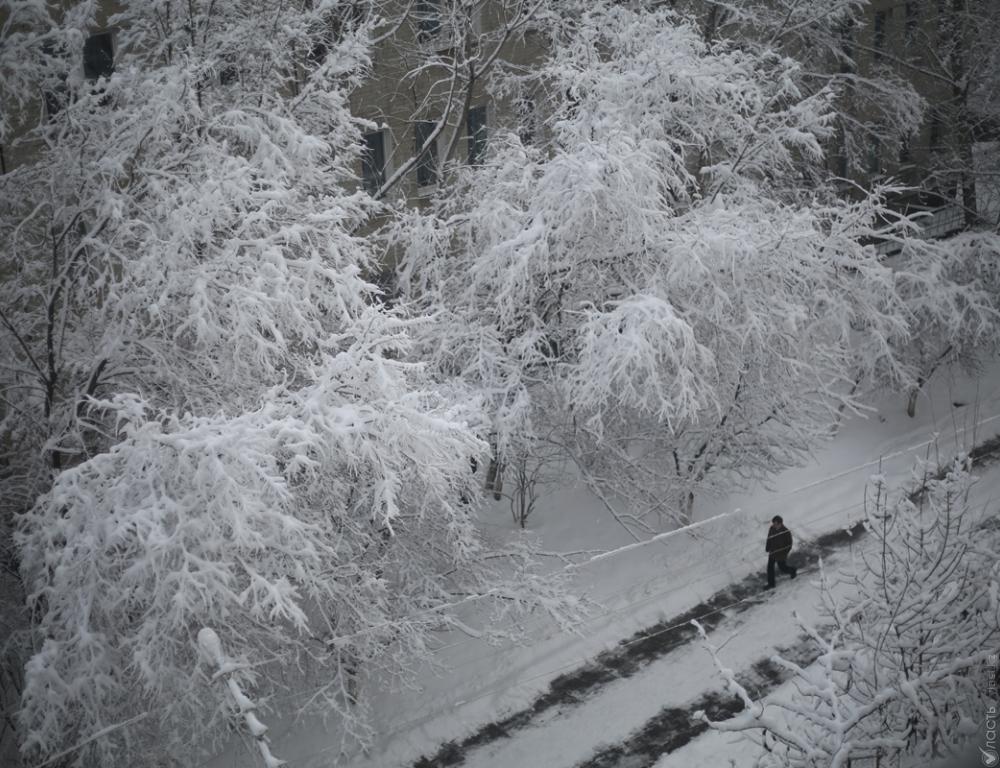 Синоптики прогнозируют понижение температуры до -46 градусов в конце декабря - начале января