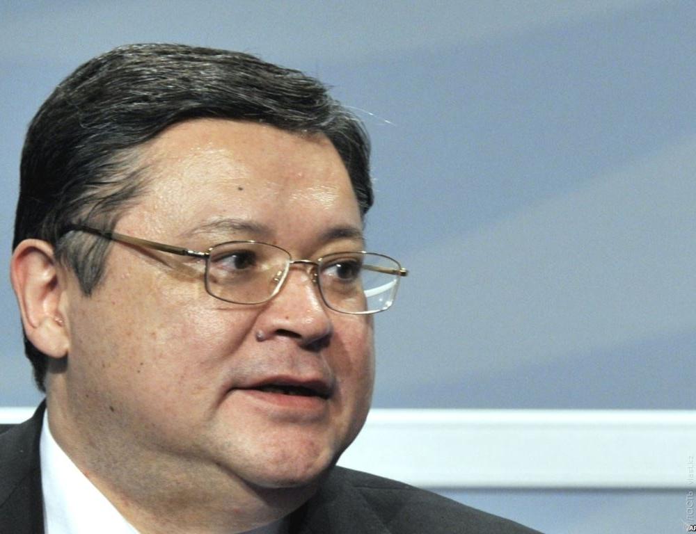 Тажин стал первым заместителем руководителя Администрации ПрезидентаРК