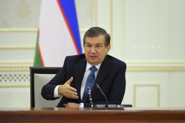 Мирзиёев утвердил стратегию развития страны на2017-2021 годы