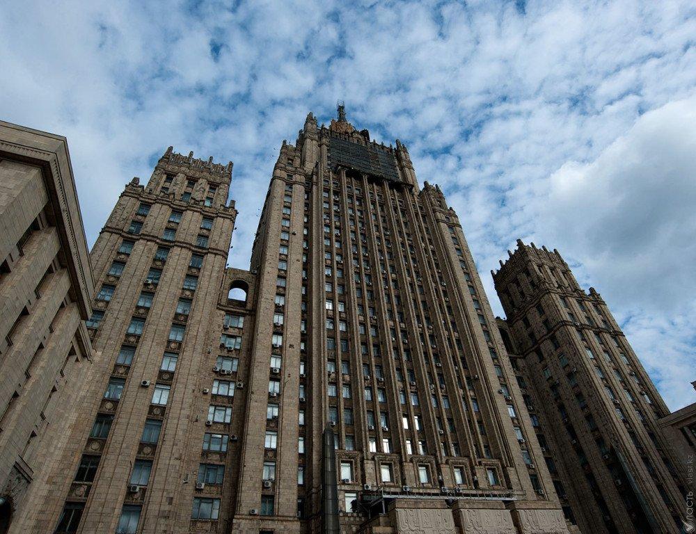 США изучают варианты ответных мер из-за высылки дипломатов из РФ