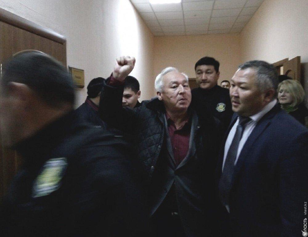 Прошлый председатель союза корреспондентов вышел изтюрьмы— Казахстан
