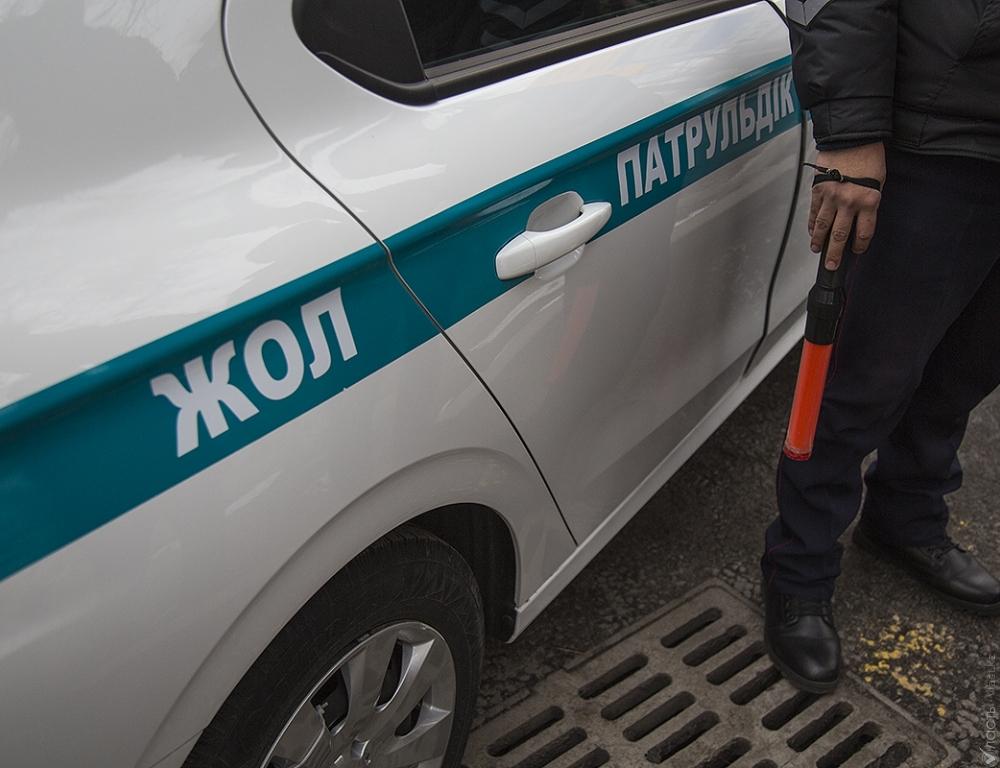 Впроцессе перестрелки вАктобе полицейские убили вооруженного мужчину