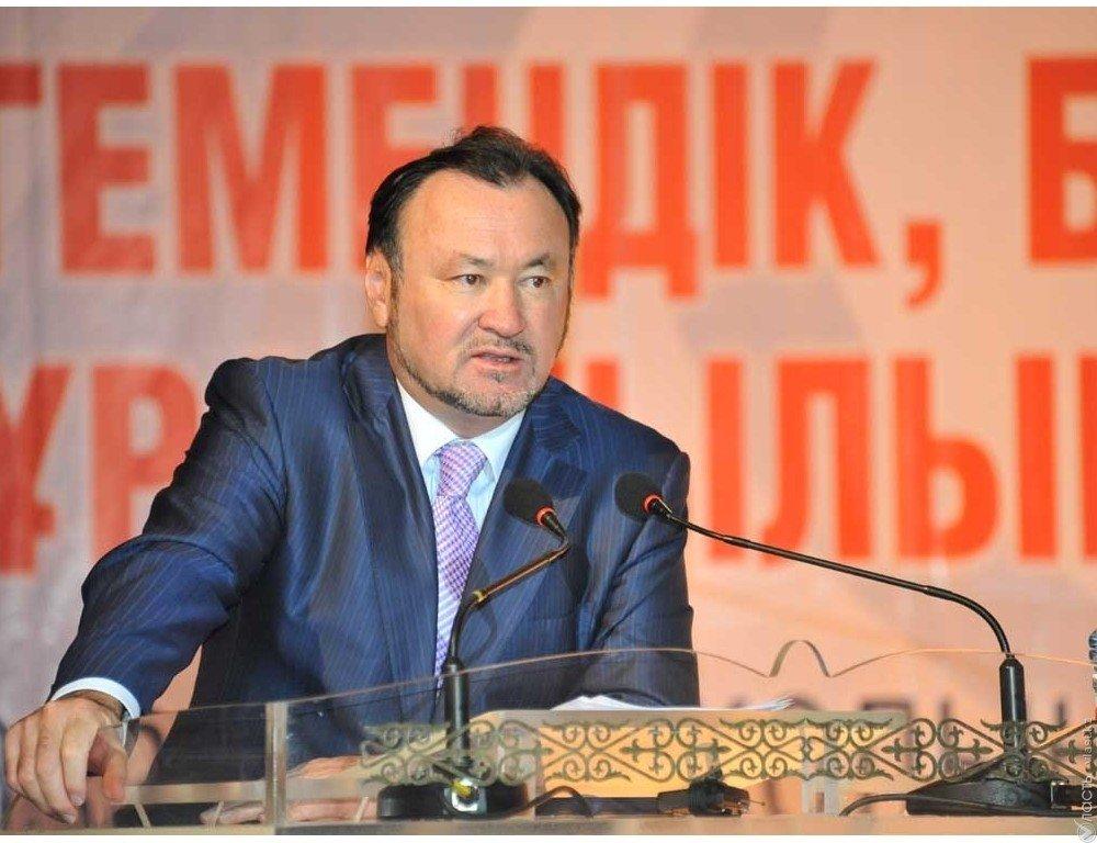 Вправящей партии Казахстана назначен новый 1-ый заместитель руководителя