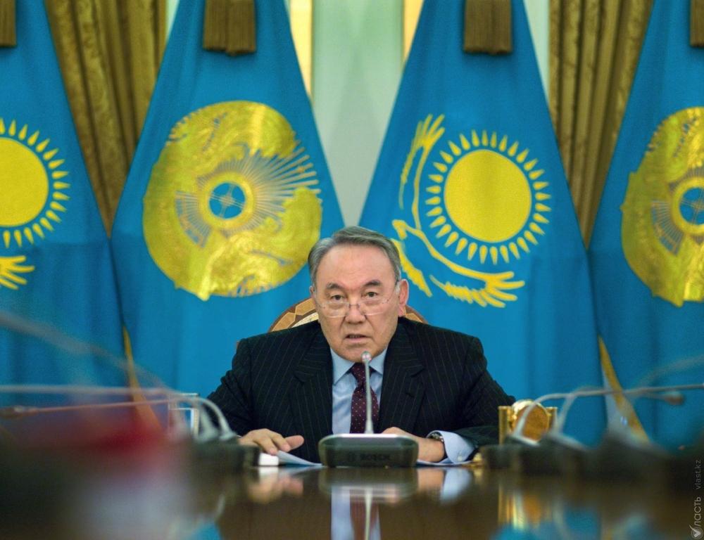 Назарбаев: Казахстан может втрое увеличить экспорт нефти в КНР