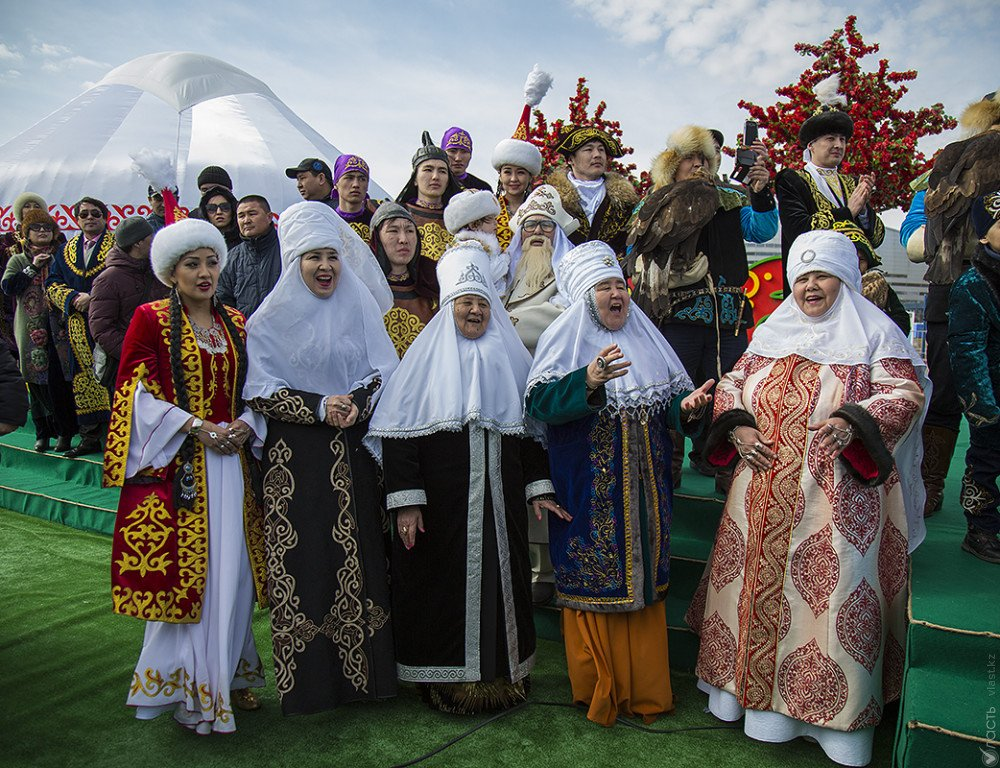 Назарбаев: 1июля численность Казахстана составит приблизительно 18 млн. человек