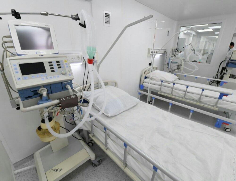 За сутки от коронавируса и пневмонии в Казахстане скончались 14 человек