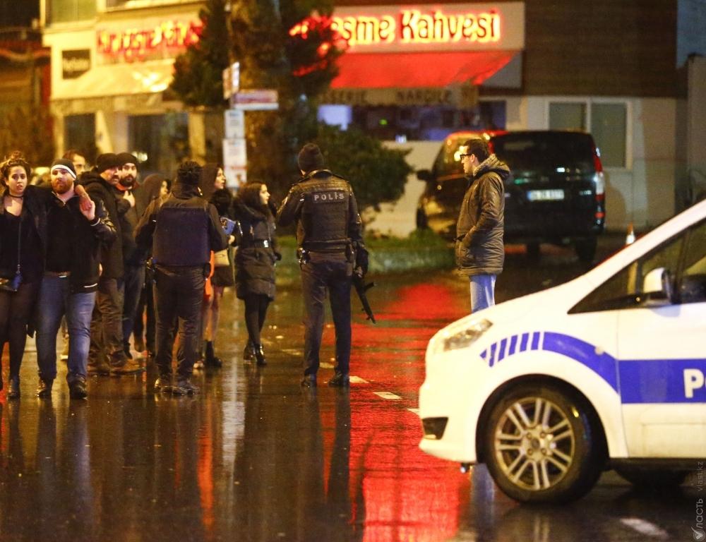 ИГвзяло насебя ответственность затеракт вСтамбуле