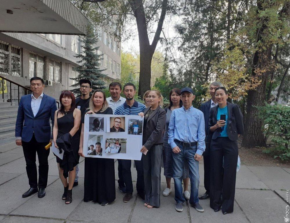 Суд Алматы приступил к рассмотрению апелляционной жалобы по делу Альнура Ильяшева