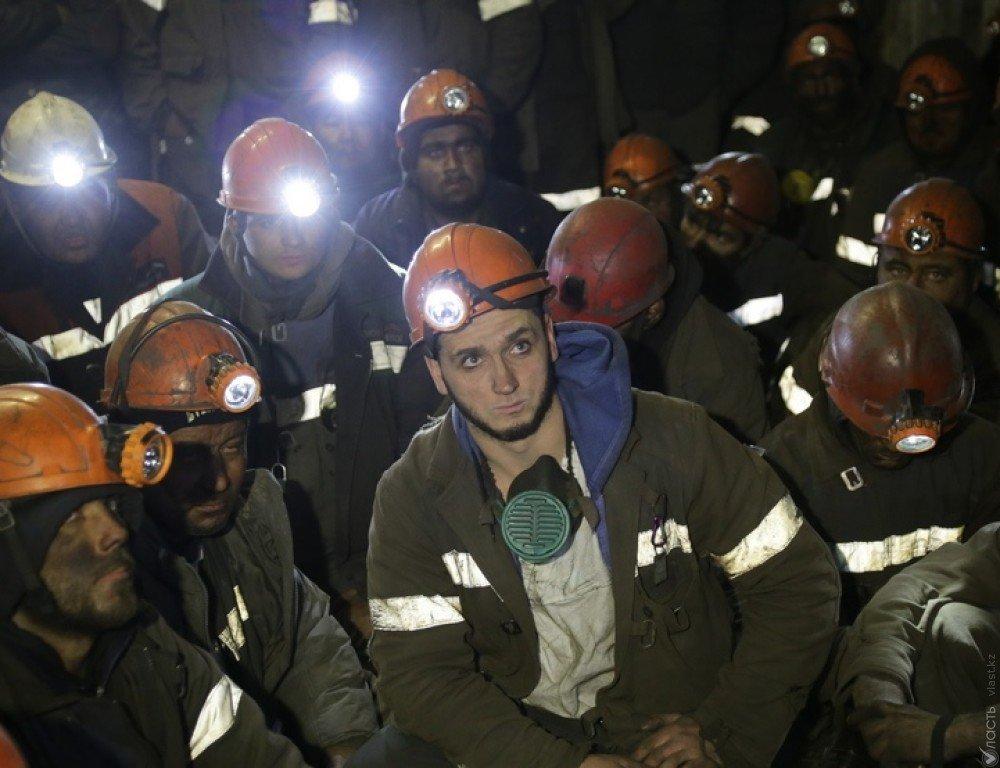 Компания «АрселорМиттал Темиртау» подала всуд набастующих шахтеров