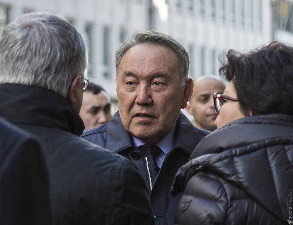 А.Атамбаев и Н.Назарбаев обсудили вопросы кыргызско-казахстанского сотрудничества