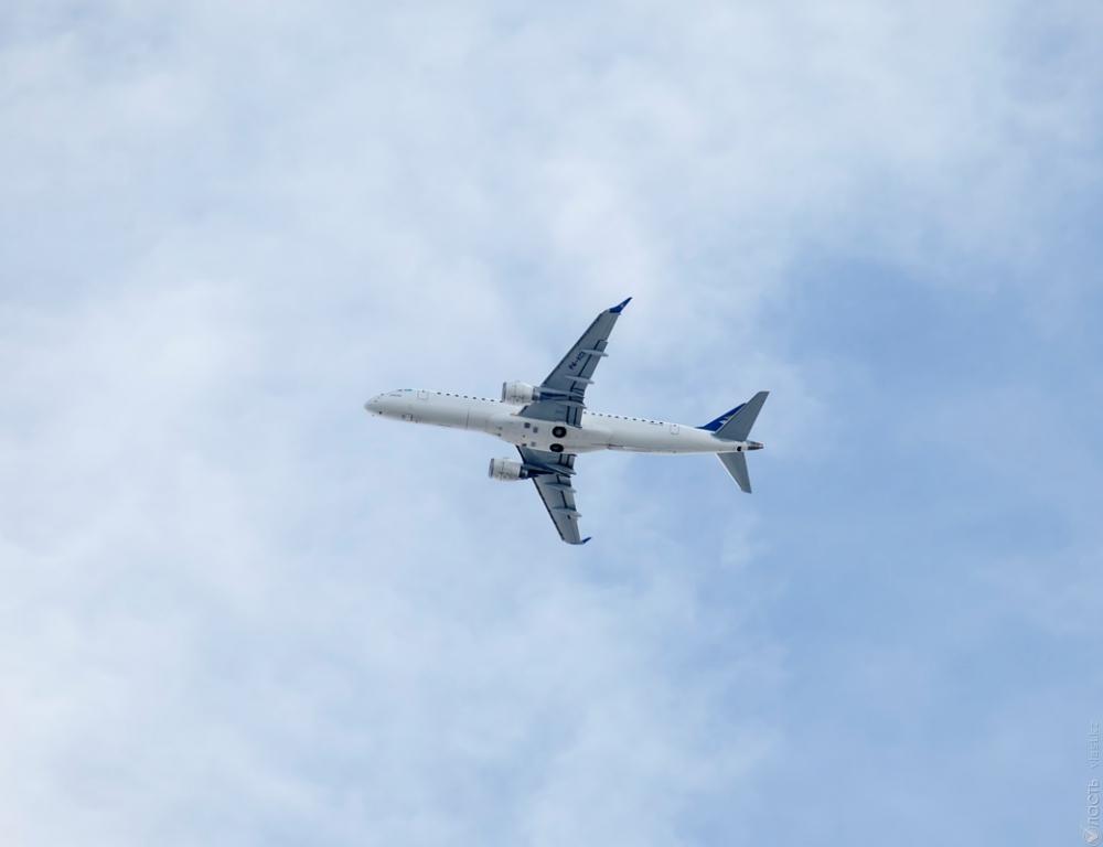 Комитет гражданской авиации Казахстана рекомендует авиакомпаниям ограничить полеты в Египет