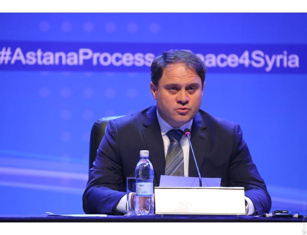 РФ разработала проект конституции Сирии и сказала его представителям вооруженной оппозиции
