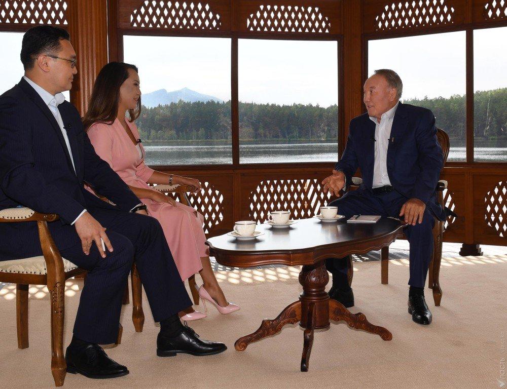 Переход на латиницу не означает отказ от русского языка – Назарбаев