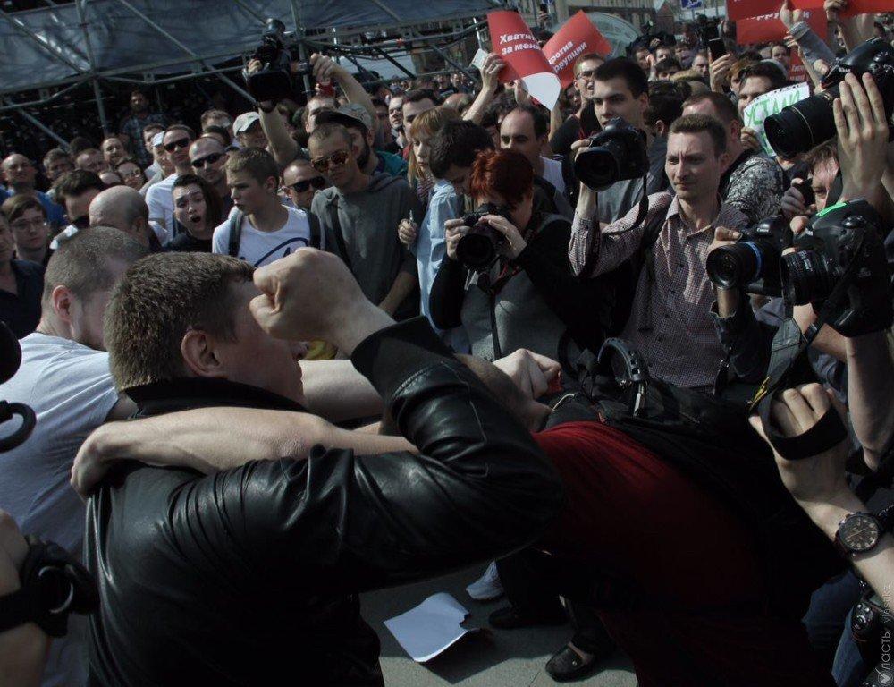 Митинг «Оннам нецарь» пройдет у монумента Александру III вНовосибирске