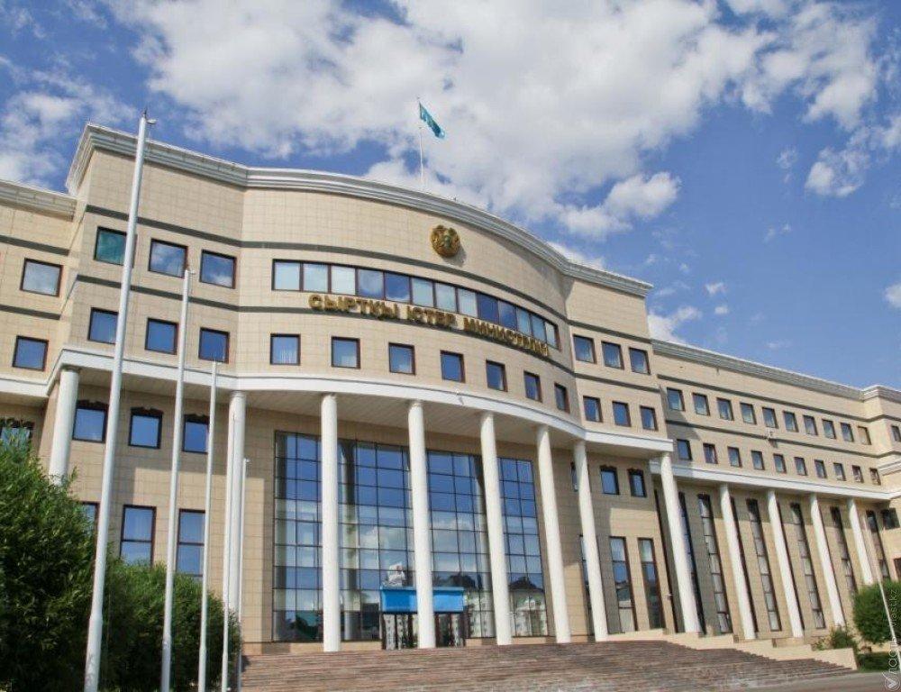 Все достижения переговоров вЖеневе иАстане под угрозой— МИД Казахстана