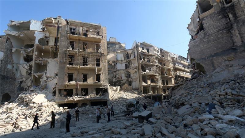 Сирийская армия заняла 90% территории восточного Алеппо