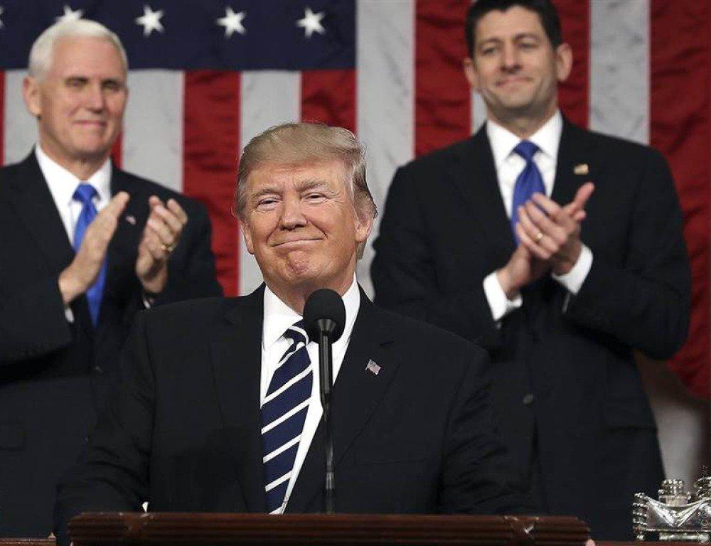 Рекордно небольшое число беженцев загод приняли США при Дональде Трампе
