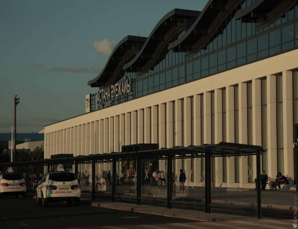 Аэропорт Астаны вернулся встрой после бурана