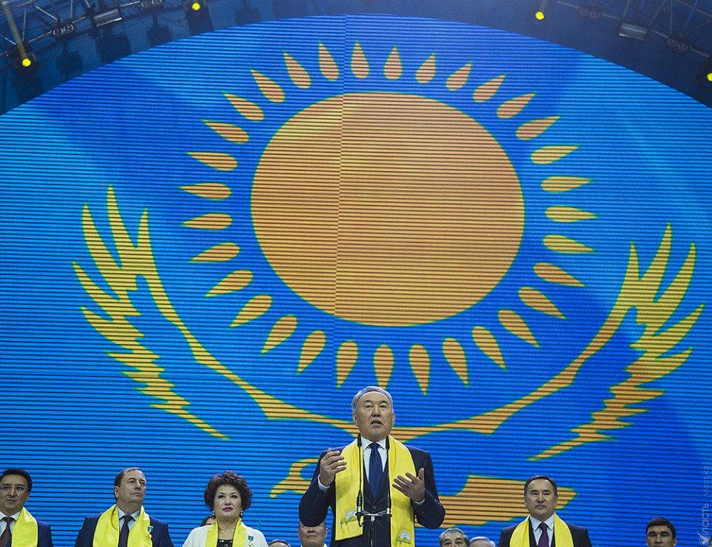 Назарбаев объявил онеобходимости модернизации партии «Нур Отан»