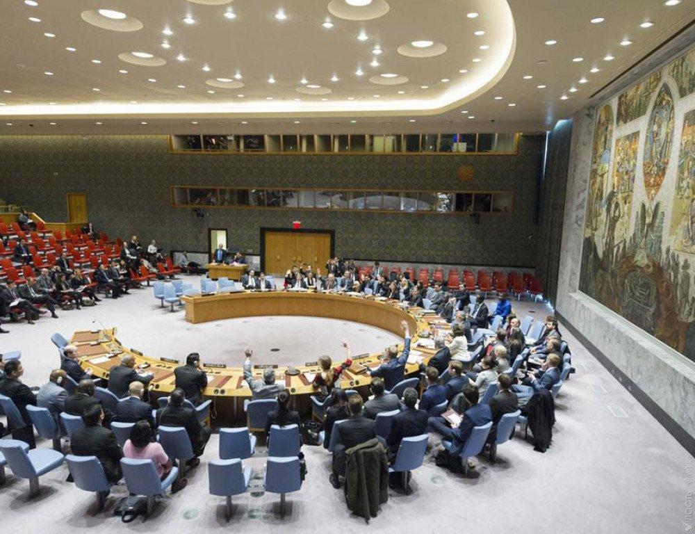 Снового года вСовбезе ООН председательствует Казахстан