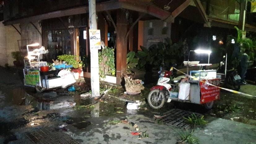 ПосольствоРФ: при взрывах вТаиланде жители России  непострадали