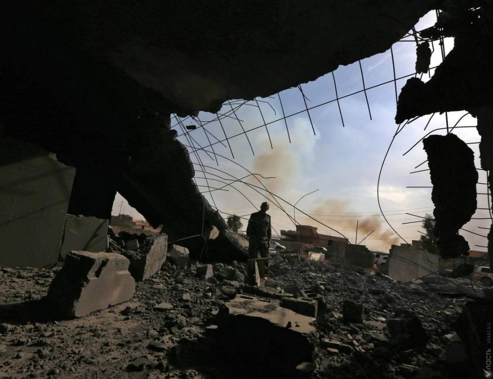 Иракское шиитское ополчение открыло фронт боев сИГ западнее Мосула