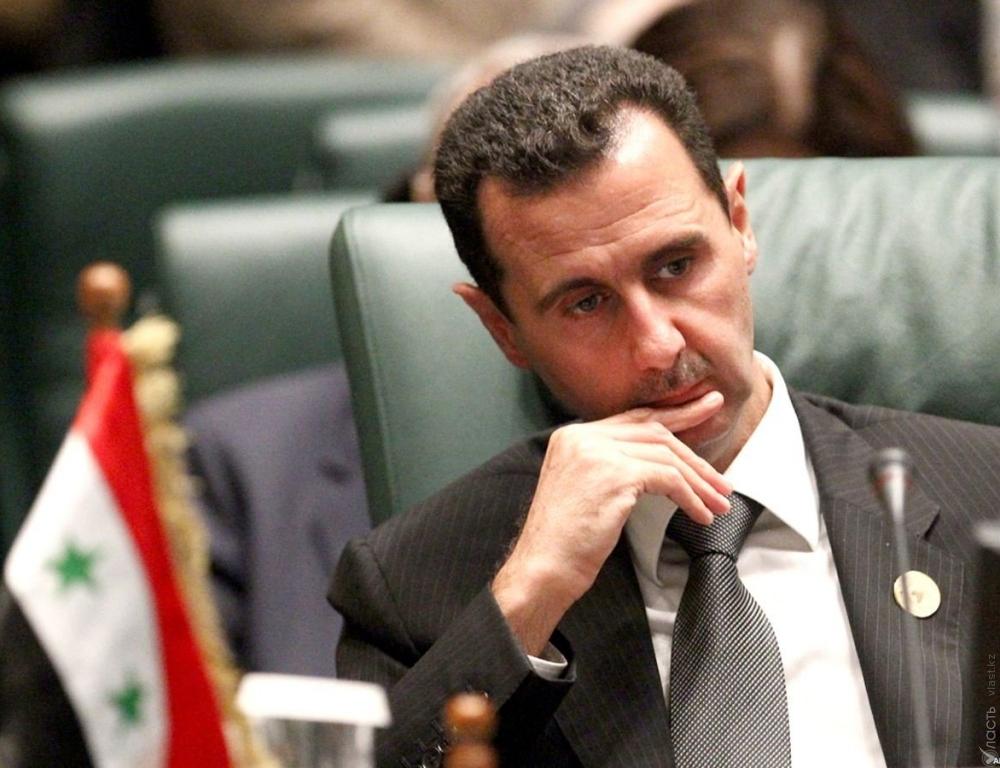 Асад объявил оготовности провести переговоры соппозицией вАстане