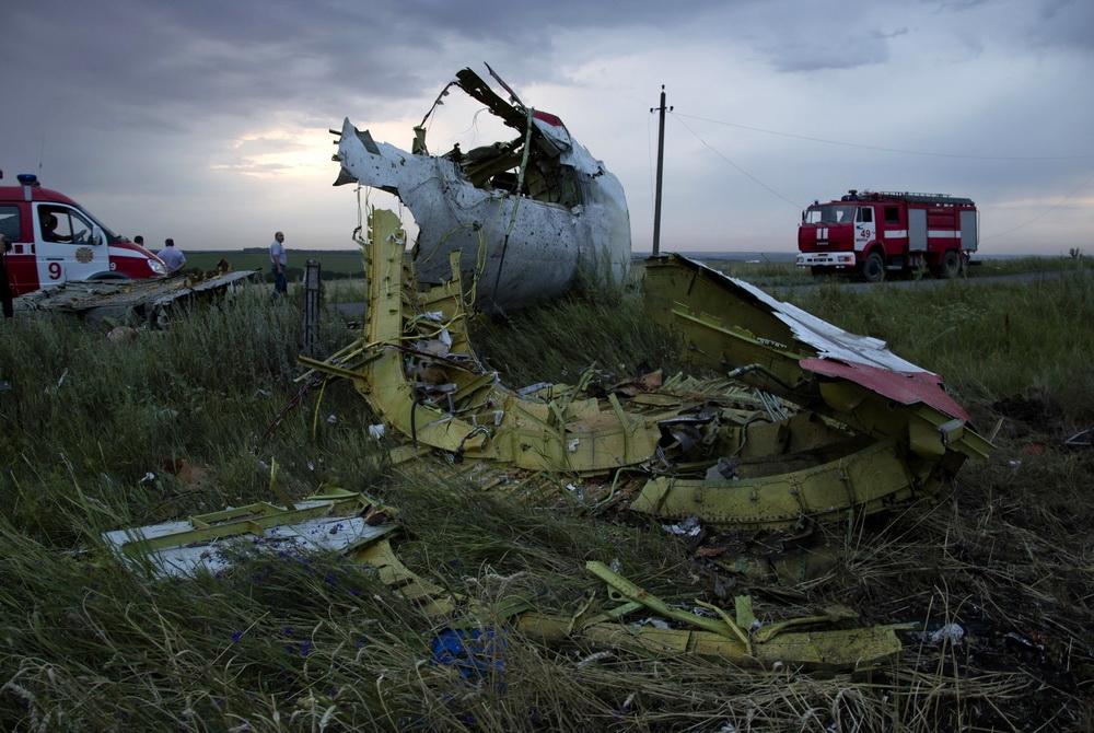 Международная следственная группа официально возложила вину закрушение MH17 наополченцев