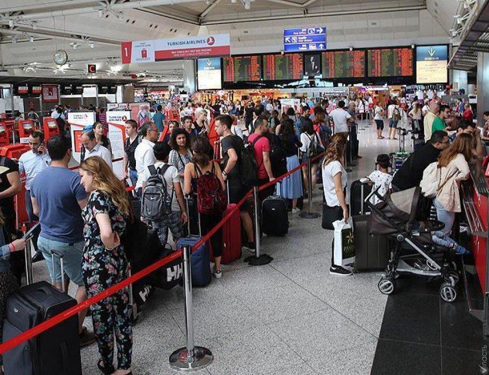 Четырем тысячам граждан России запретили заезд вТурцию из-за связей сИГИЛ