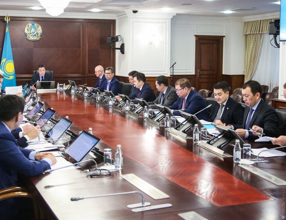 Совет по транспорту создали в Казахстане