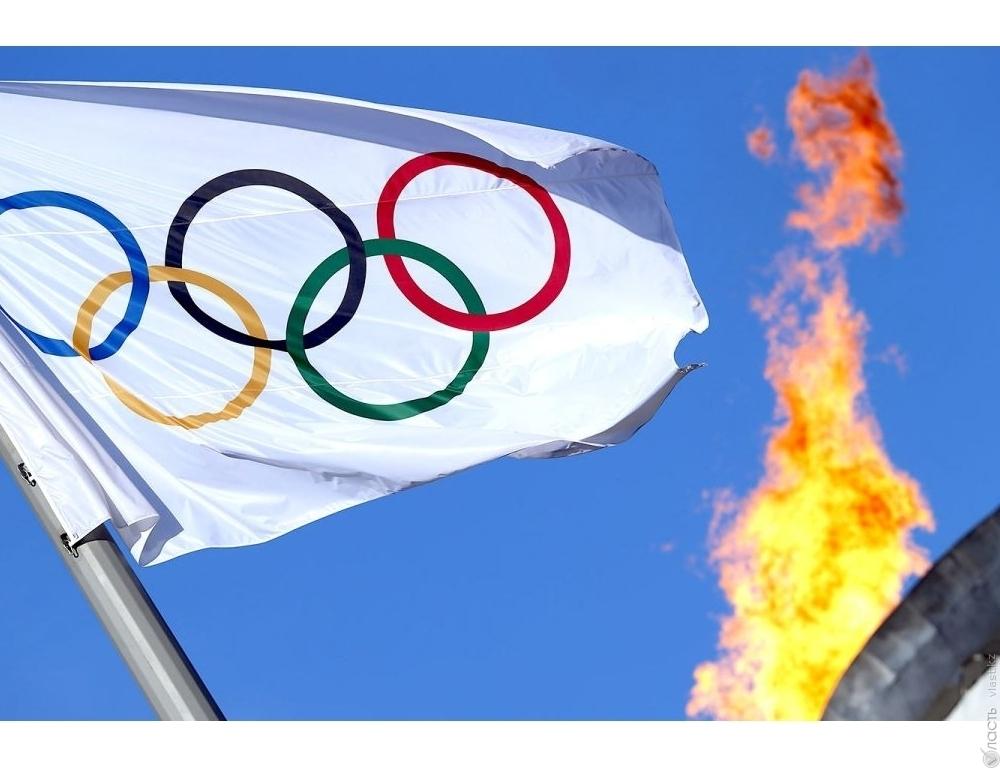 Казахстан занимает 25-е место вмедальном зачете Олимпиады