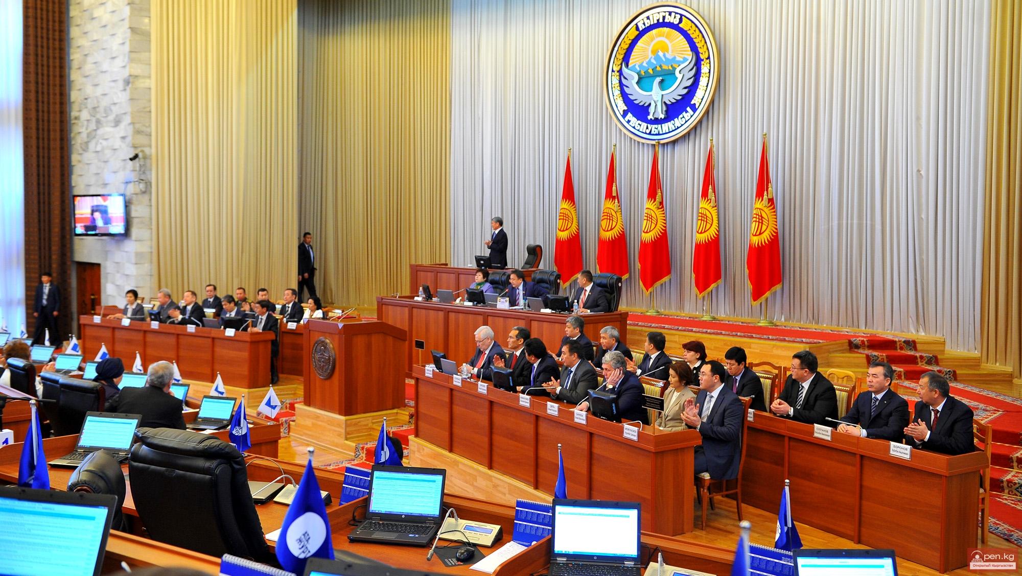 Политичекая культура в кыргызстане