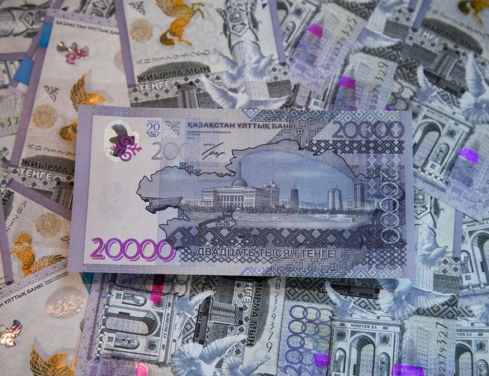 Сулейменов: Курс в340 тенге задоллар заложили вбюджет