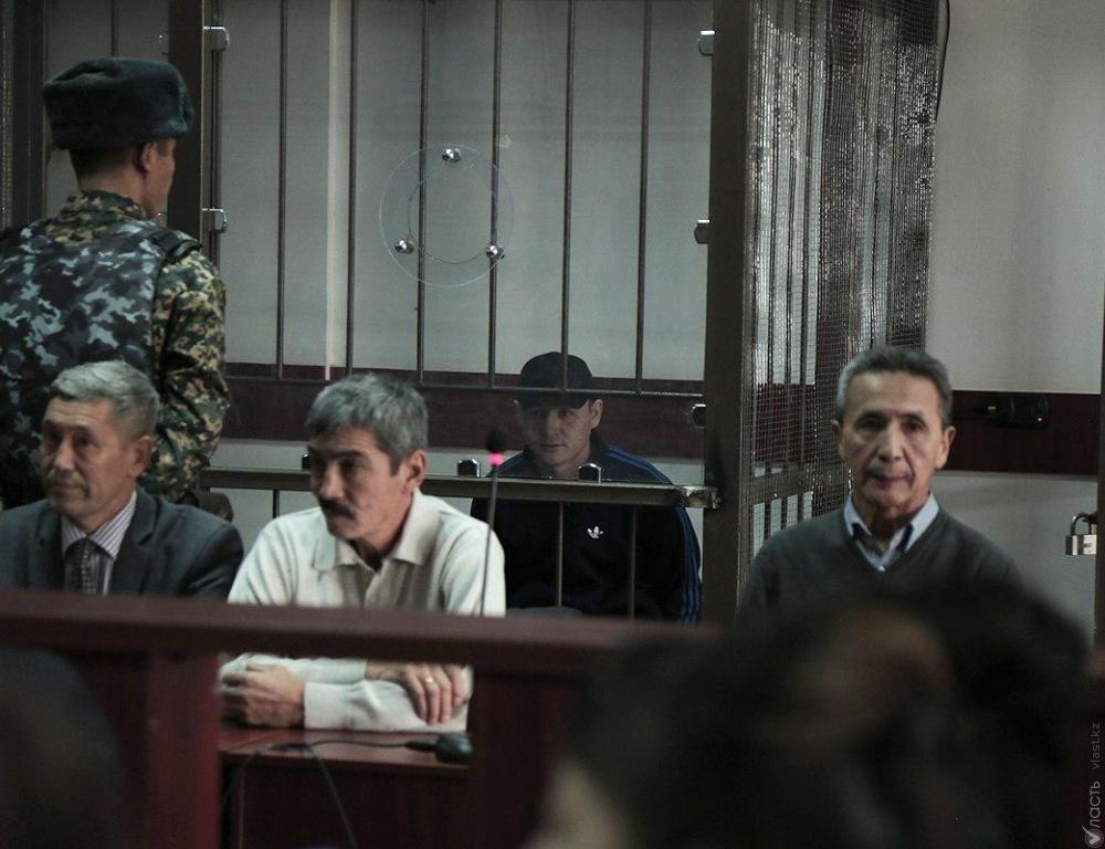 «Алматинский стрелок» будет казнен. Вубийстве полицейских оннераскаялся
