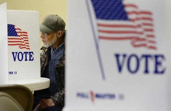 ВСША преждевременно проголосовали уже неменее 43 млн человек