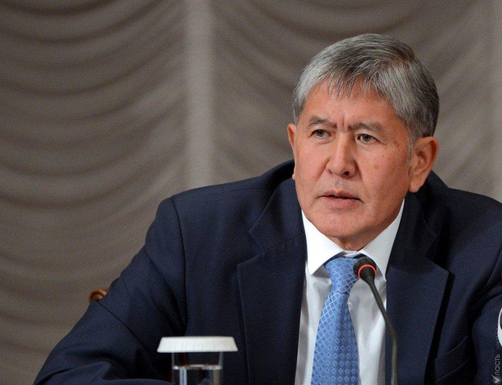 Член ЦИКРК отказался наблюдать завыборами вКР из-за слов Атамбаева