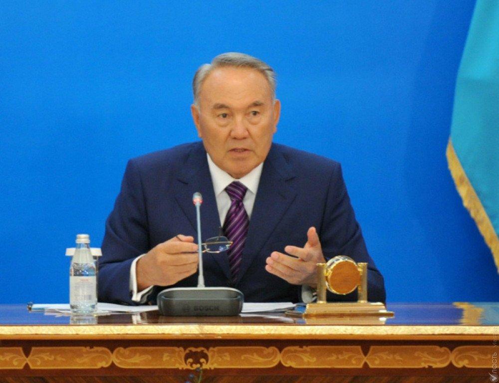 Назарбаев поручил доработать программу цифровизации