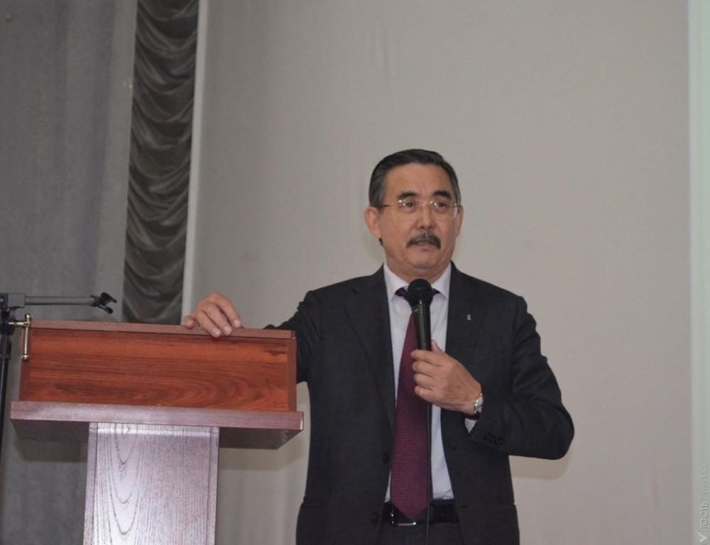 Ушел из жизни бывший ректор КазНМУ академик Айкан Аканов