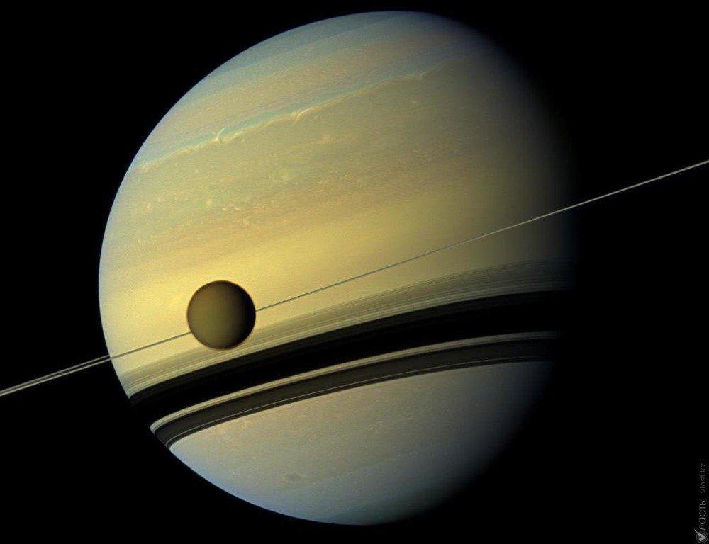 NASA планирует создать космическую подлодку для исследования Титана