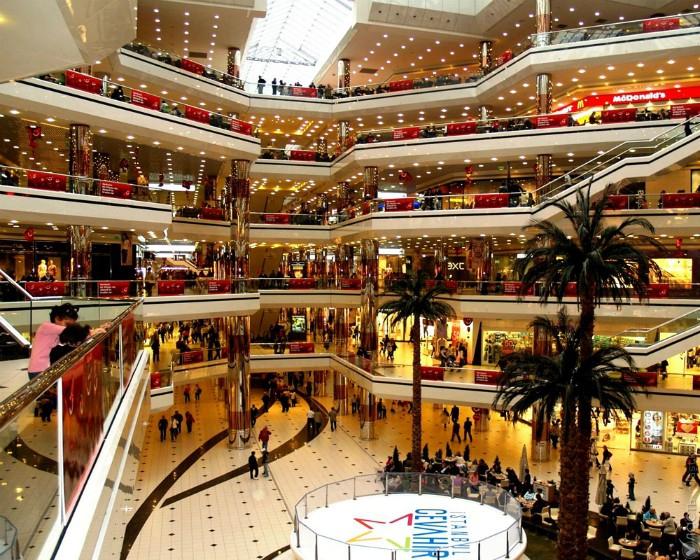 Рынок торгово-развлекательных центров в Казахстане  шоппинга и зрелищ 0d4683543fc