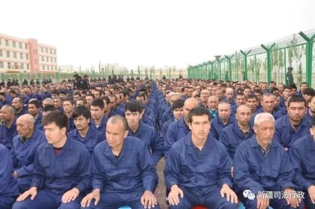 Произвол китайских властей в Синьцзяне не имеет аналогов за последние десятилетия - HRW