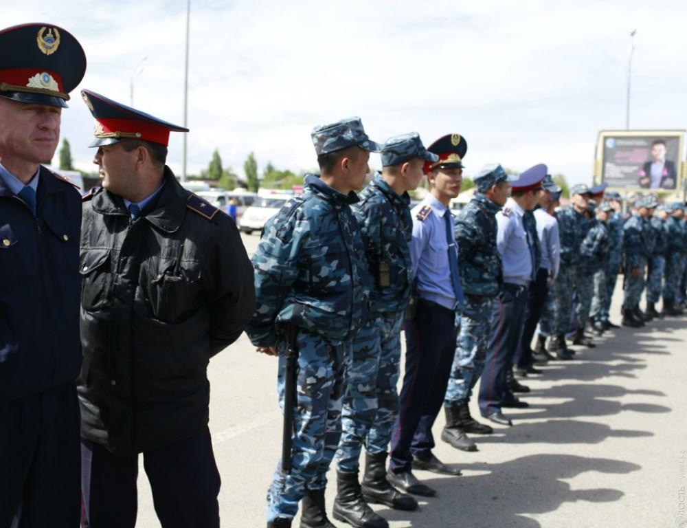 ВКазахстане арестовали покрайней мере 15 человек поподозрению впричастности кподготовке терактов