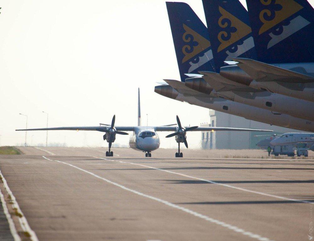 За 9,5 лет Эйр Астана зафиксировала 3614 случаев нарушения правил пассажирами
